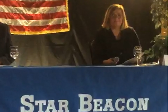 Image of Marie Lane at Star Beacon Forum